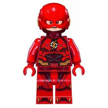 Минифигурка Флэш Лига Справедливости / Flash Justice League