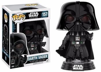 Фигурка-башкотряс Funko Дарт Вейдер Звёздные Войны Изгой-один  / Darth Vader Star Wars Rogue One (ЭКСКЛЮЗИВ)