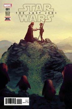 Star Wars. The Last Jedi Adaptation #1 Cover A Regular Mike Del Mundo Cover