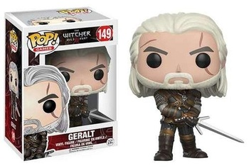 Фигурка Funko Геральт Ведьмак 3 / Geralt The Witcher 3