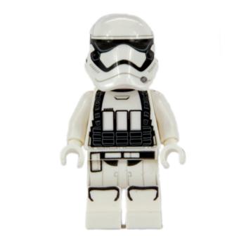 Минифигурка Штурмовик Первого Ордена Звёздные Войны / First Order Stormtrooper Star Wars
