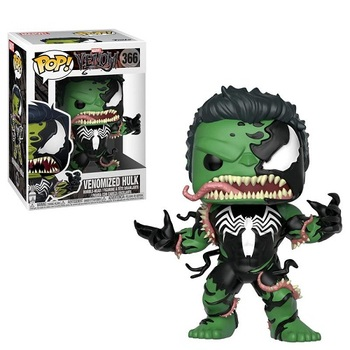 Фигурка-башкотряс Funko Веномизированный Халк / Venomized Hulk
