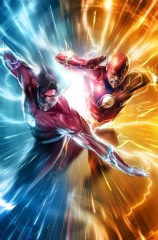 DC Universe. The Flash #51 Cover B Variant Francesco Mattina Cover