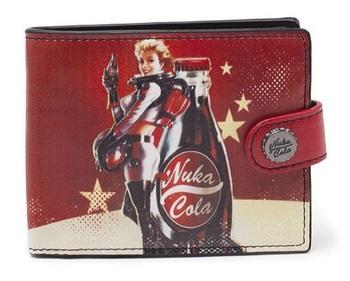 Официальный бумажник Bioworld Nuka-Cola Fallout