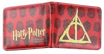 Бумажник Дары Смерти Гарри Поттер / Deathly Hallows Harry Potter