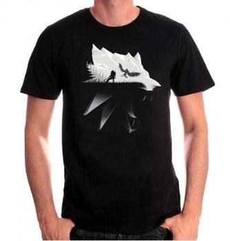 Официальная футболка Ведьмак / The Witcher