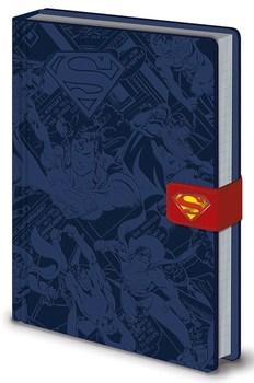 Официальный блокнот Супермен / Superman