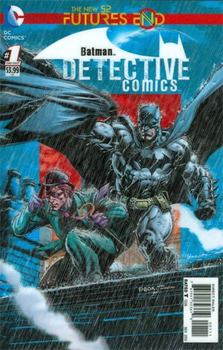 Batman. Detective Comics. Futures End #1 Cover A 3D Motion Cover