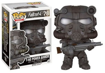 Фигурка Funko Т-60 Силовая Броня / T-60 Power Armor Fallout 4