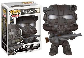 Фигурка Funko Т-60 Силовая Броня / T-60 Power Armor Fallout 4