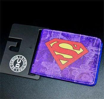 Бумажник Superman