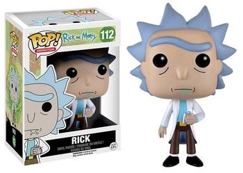Фигурка Funko Рик (Рик и Морти) / Rick (Rick and Morty)