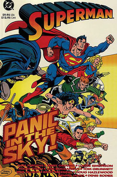 Superman. Panic in the Sky! TPB (1st printing)