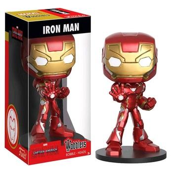 Фигурка Funko Wobblers Железный Человек Гражданская Война / Iron Man Civil War