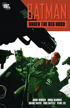 Batman. Under the Red Hood TPB