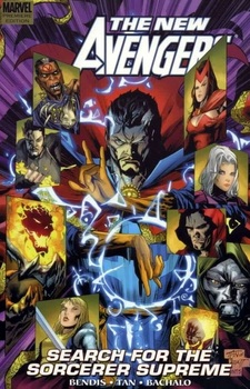 New Avengers. Vol. 11: Search for the Sorcerer Supreme HC
