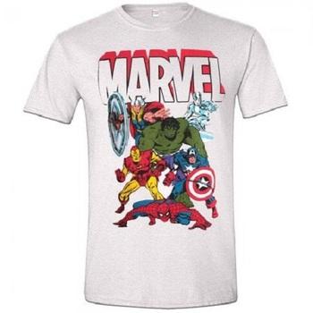 Официальная футболка Марвел / Marvel