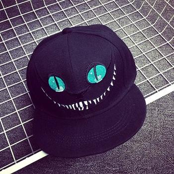 Бейсболка Чеширский Кот / Cheshire Cat