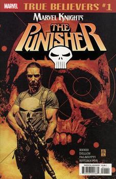 True Believers. Marvel Knights. The Punisher #1