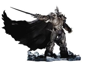 Фигурка DC Unlimited Артас / Arthas World of Warcraft