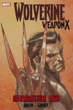 Wolverine. Weapon X. Vol. 1: Adamantium Men HC