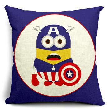 Captain America подушка