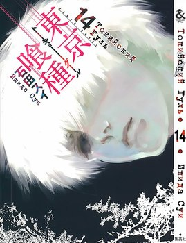 Токийский Гуль. Том 14 / Tokyo Ghoul. Vol. 14