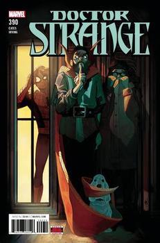 Doctor Strange #390 Cover A Regular Mike Del Mundo Cover