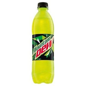 Mountain Dew (Бутылка 1 л)