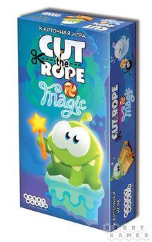 Cut The Rope. Карточная игра (Издание Magic)