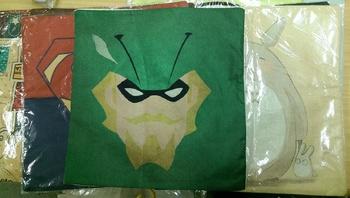 Green Arrow подушка