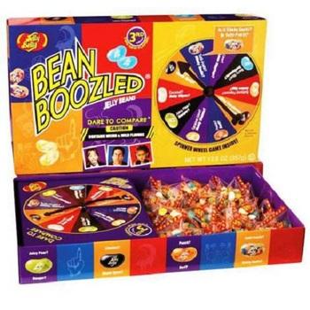 Большая рулетка Bean Boozled Jelly Belly