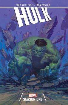 Hulk. Season One HC