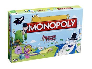 Монополия «Время Приключений» / «Adventure Time»