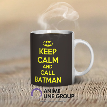 Чашка Batman