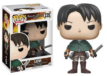 Фигурка Funko Леви Атака на Титанов / Levi Attack on Titan / Shingeki no Kyojin