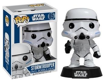 Фигурка-башкотряс Funko Штурмовик Звёздные Войны / Stormtrooper Star Wars