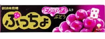 Жевательные конфеты Puccho виноград 45 г.