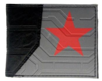 Бумажник Зимний Солдат / Winter Soldier