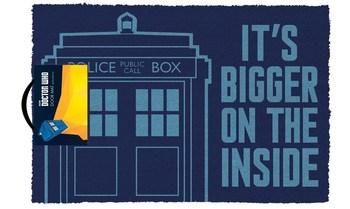 Официальный придверный коврик Тардис Доктор Кто / Tardis Doctor Who