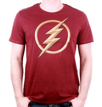 Официальная футболка Флэш / Flash