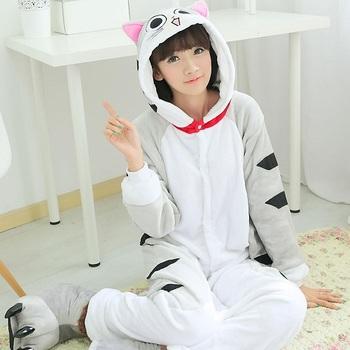 Кигуруми Кот / Kigurumi Chi Cat