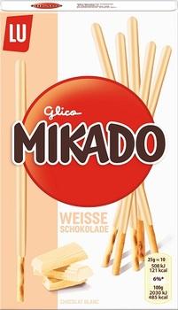 Mikado Белый Шоколад 75 г.