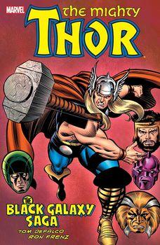 Thor. The Black Galaxy Saga TPB