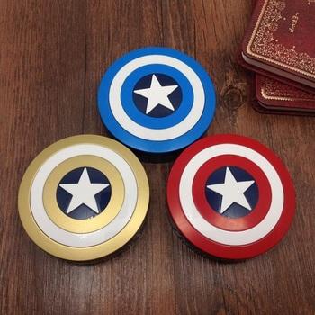 Кейс для линз Captain America