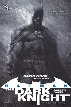 Batman. The Dark Knight. Golden Dawn TPB