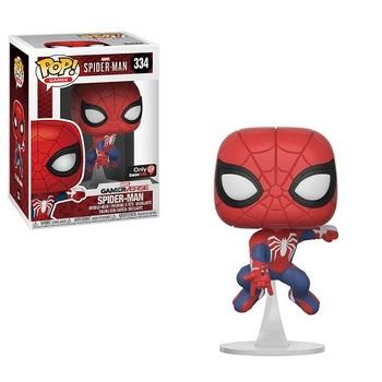 Фигурка-башкотряс Funko Человек-Паук / Spider-Man (Gamerverse)