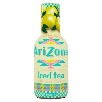 AriZona Чай Лимон (Бутылка 500 мл)