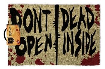 Официальный придверный коврик Ходячие Мертвецы / The Walking Dead