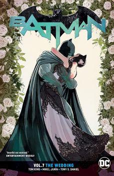DC Universe. Batman. Vol. 7: The Wedding TPB